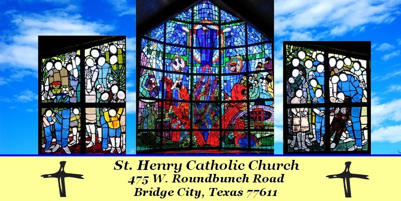 St. Henry Catholic Church Banner